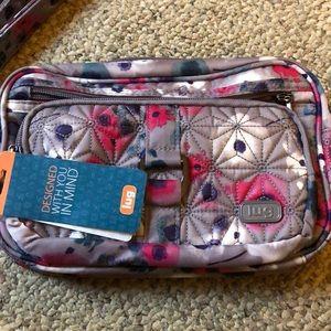 Lug crossover bag. Mini bag. New with tags
